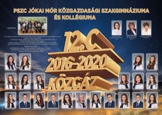 PCSZ Jókai Mór Szakgimnáziuma és Kollégiuma 12C