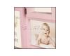 Rita pink 12db-os babás képkeret