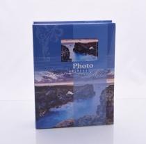 Fotóalbum - kék, sziklás tájkép